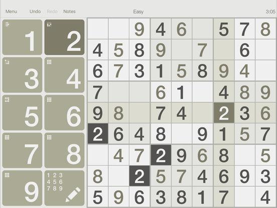 Basic Sudoku Apps