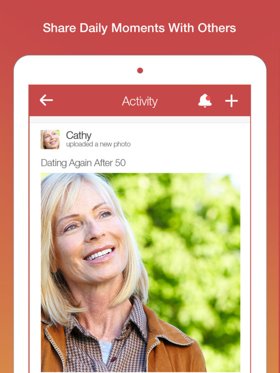 Dating apps for 50 and over