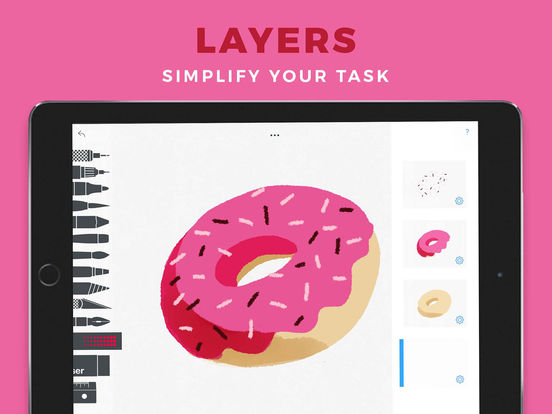 Tayasui Sketches: Draw And Paint Like On Paper! On The App