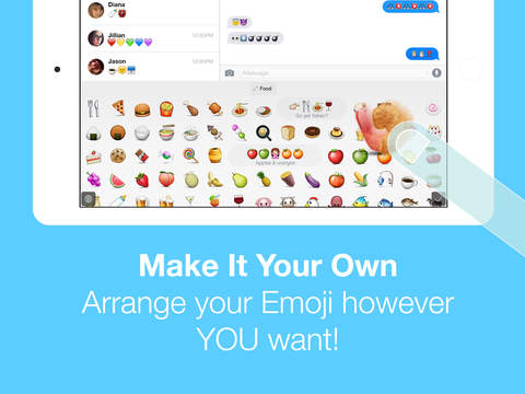 Emojiyo - Emoji Search and Theme Keyboard Screenshot