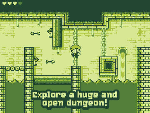Tiny Dangerous Dungeons Screenshot
