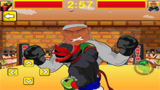 Turtle Boxing - Epic Samurai Knock Out FREE Screenshot on iOS