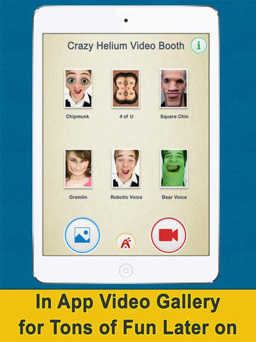 crazy helium booth best apps and games. Black Bedroom Furniture Sets. Home Design Ideas