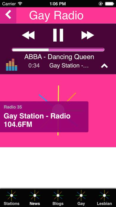 Gay FM radio stream - Listen online for free