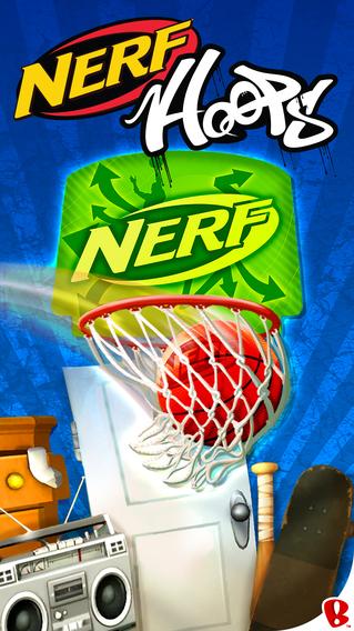 NERF Hoops Screenshot