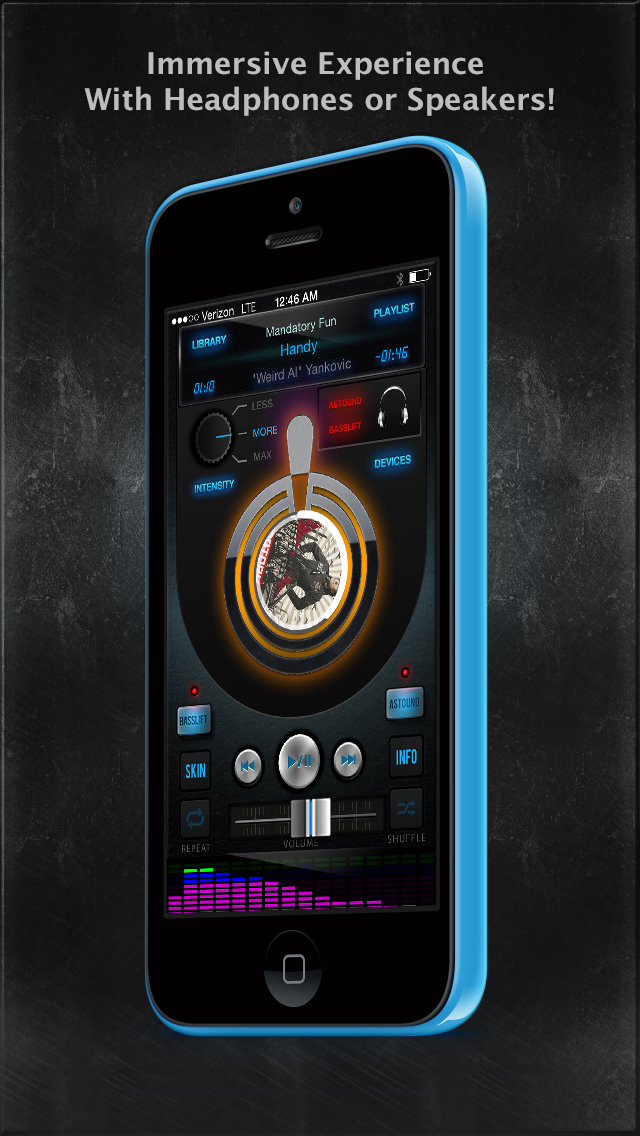 Download AstoundSound Music Player - 3D Spatial Audio