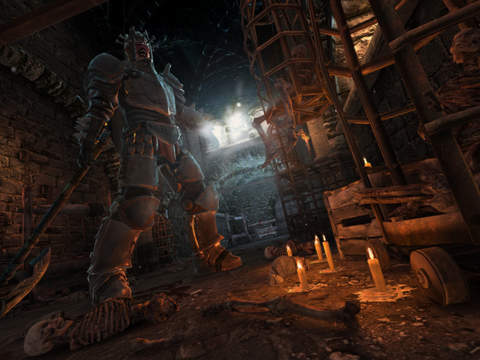 Hellraid: The Escape Screenshot