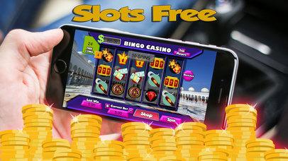 A A a 777 abingo Casino Screenshot on iOS