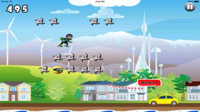 Girl Ninja Screenshot on iOS