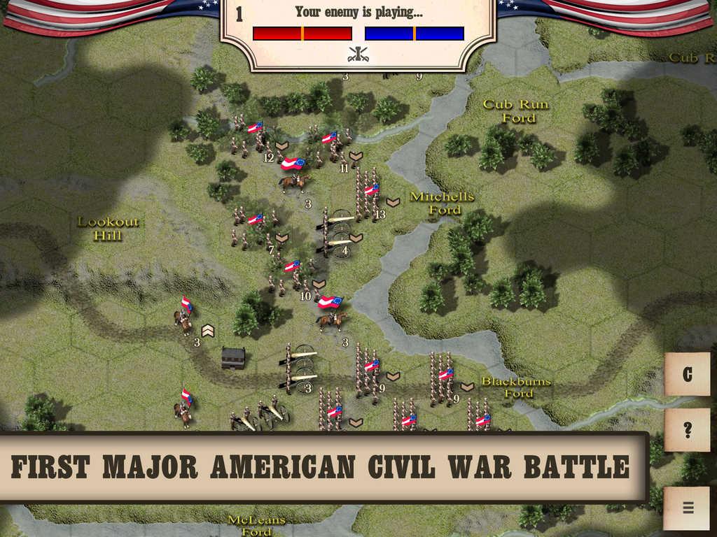 First Battle of Bull Run Facts