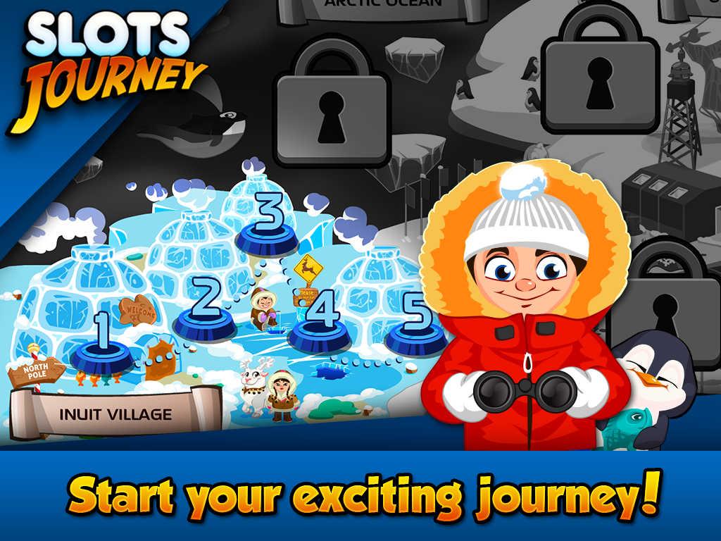 Slots Journey Game