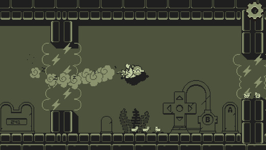 8bit Doves Screenshot