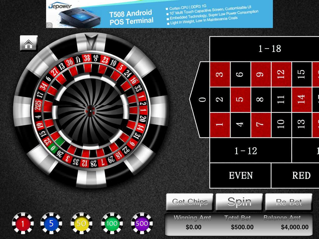 Roulette 4 Hrg 4: App Shopper: 888 Roulette Casino Bonanza