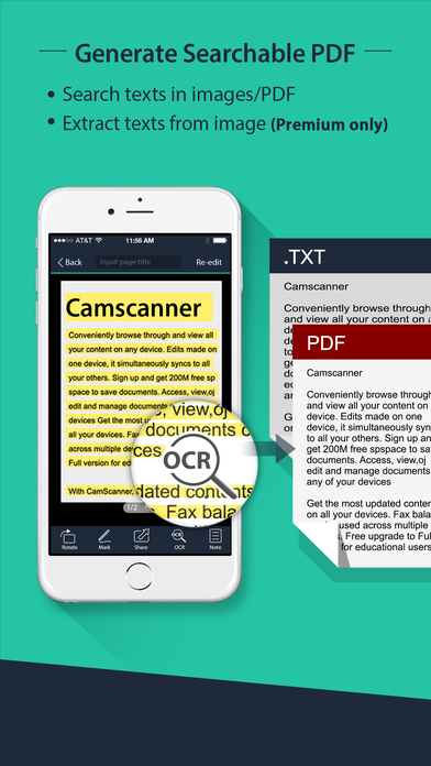 The best document scanners for iPad - appPicker