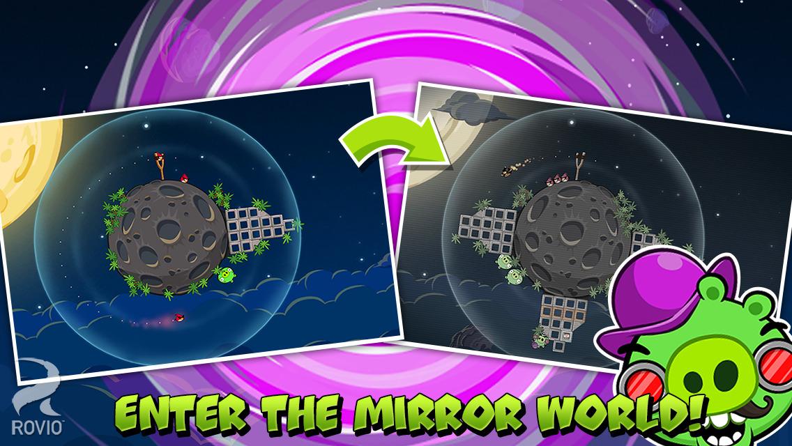 Angry Birds Space Free screenshot-3