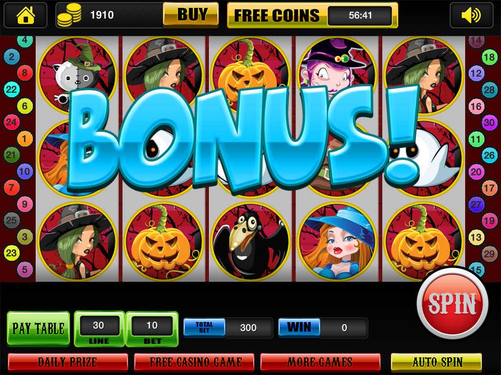Top 10 slot machine games