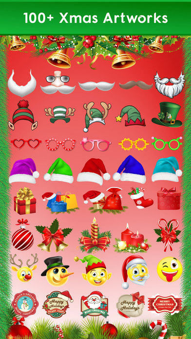 christmas meme generator make your own xmas lol photo cards for instagram screenshot on ios