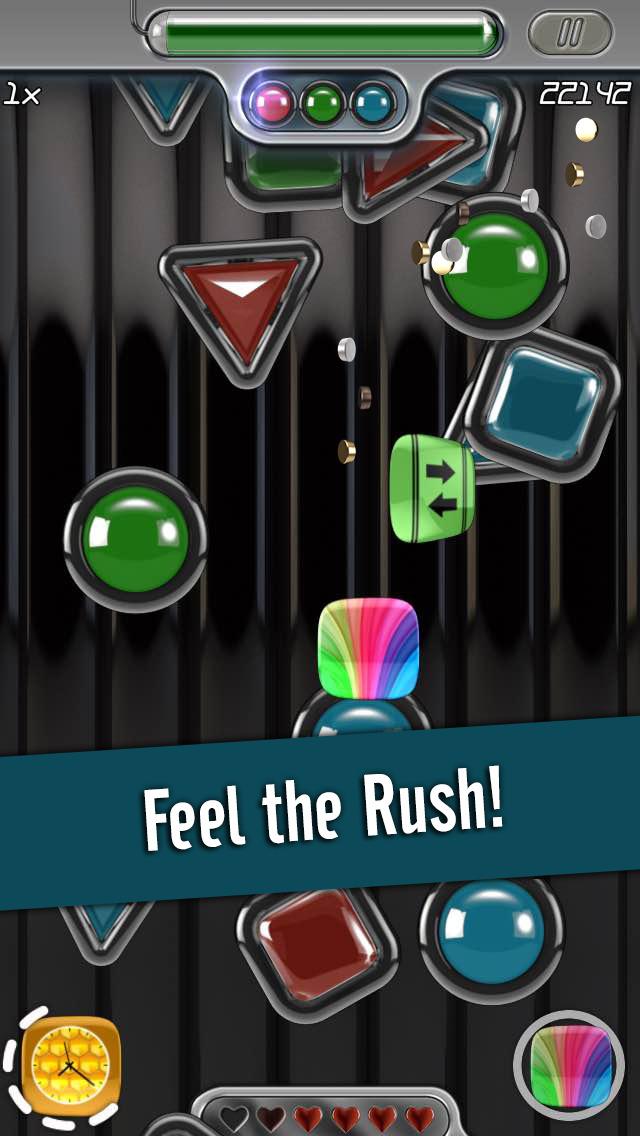 Rush Screenshot on iOS