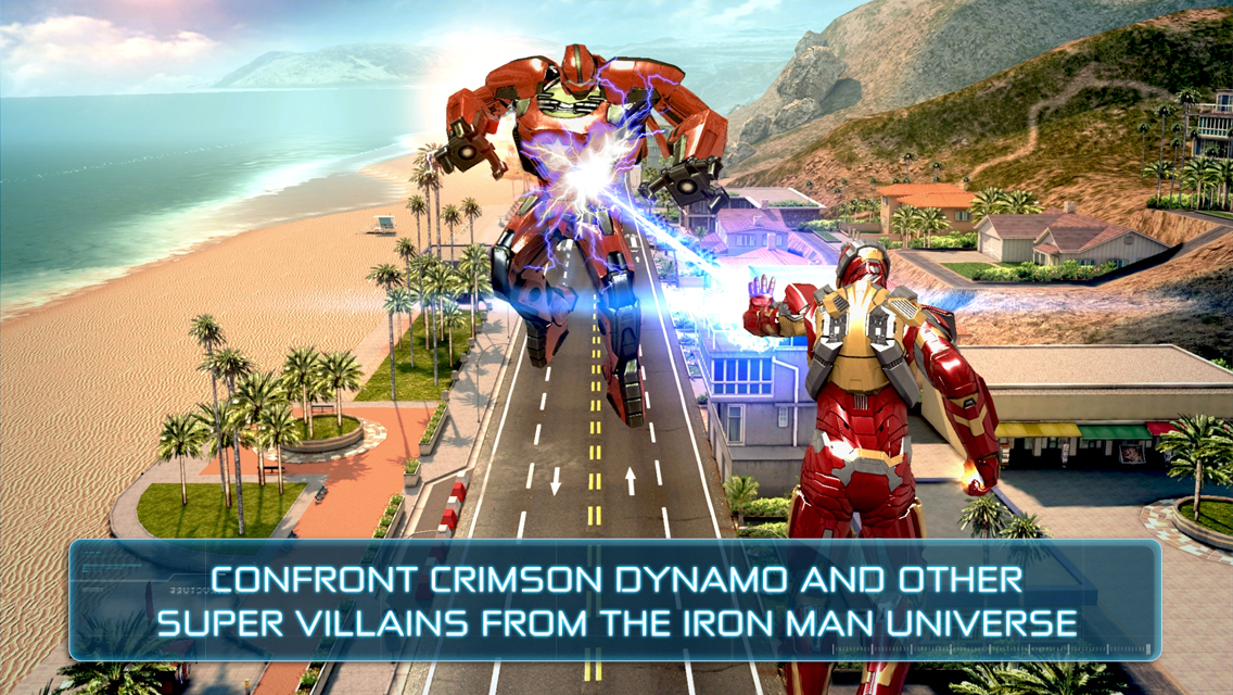 Iron Man 3 - The Official Game screenshot-4