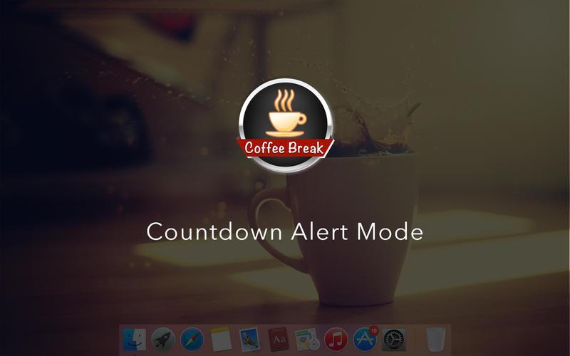 Coffee Break for Mac