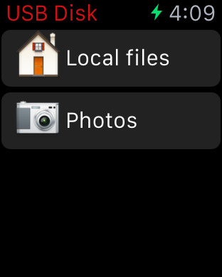 USB Disk Pro - The File Manager for iPhone Screenshot