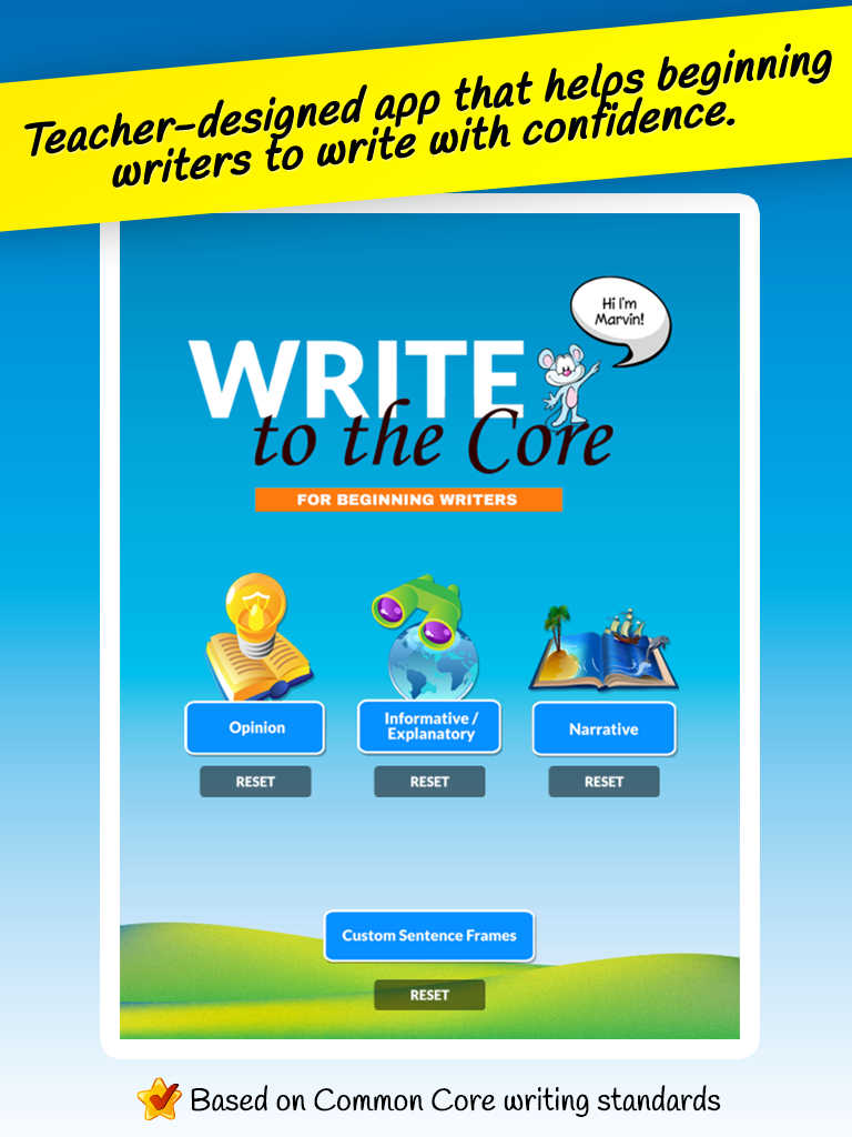 best app for writing a childrens book