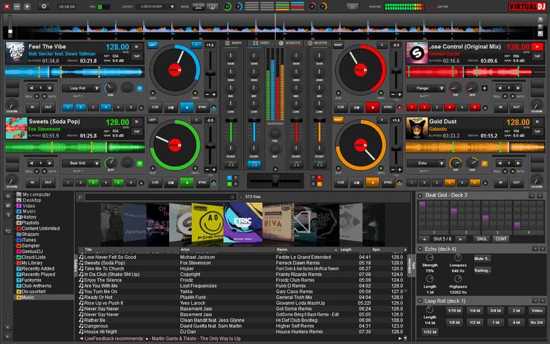Atomix VirtualDJ 8 Pro Infinity 8 3 4459 Free Download | Mac