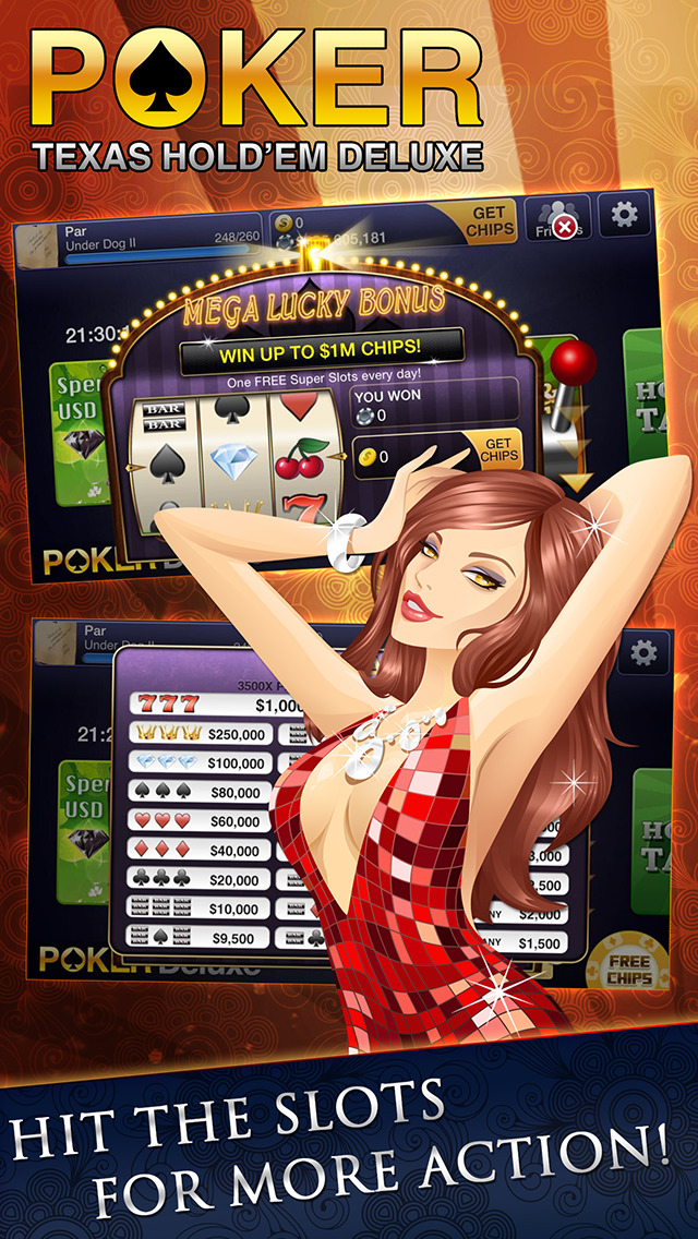 Godswar Online: Texas HoldEm Poker Deluxe Review And Discussion