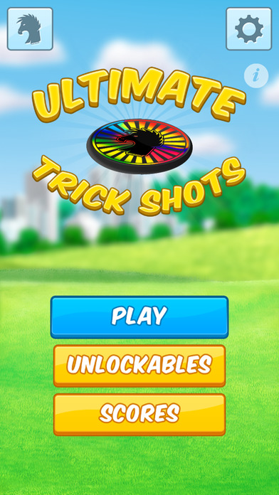 Ultimate Trick Shots Screenshot on iOS