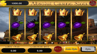 A Ace Absolut Casino Super HD Screenshot on iOS