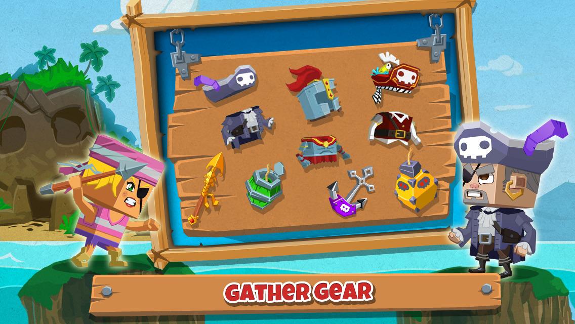 Pirate Bash screenshot-4