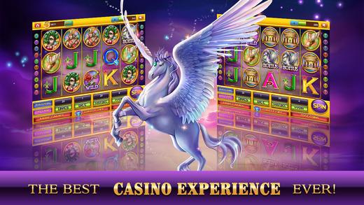 Pegasus slot machine online