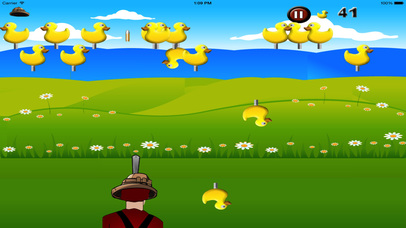 Duck Direction Sky Screenshot on iOS