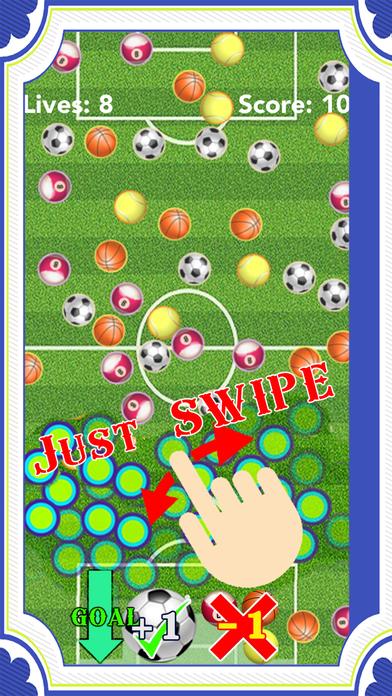 Ball Born Bore Screenshot on iOS