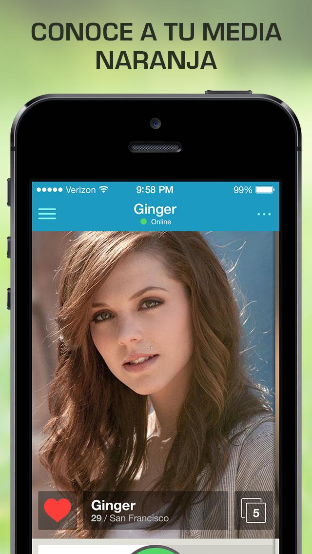 Hookups – La mejor aplicación de citas para solteros para iPhone y iPad Screenshot