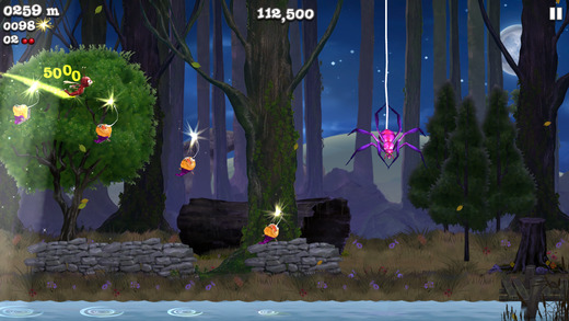 Firefly Runner Screenshot