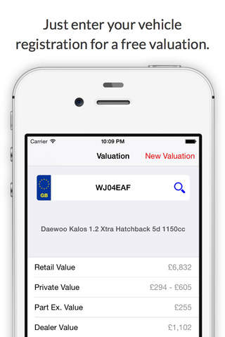 Download Car Value Check Free Car Valuation App For Iphone And Ipad