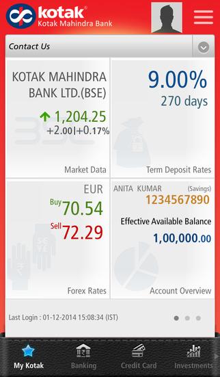 Ing vysya bank forex card login