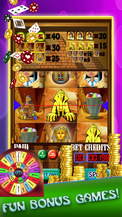 Cleopatras Pyramid Slot Machine
