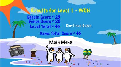 Penguin Fiesta Screenshot on iOS