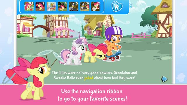 My Little Pony: Cutie Pox Screenshots