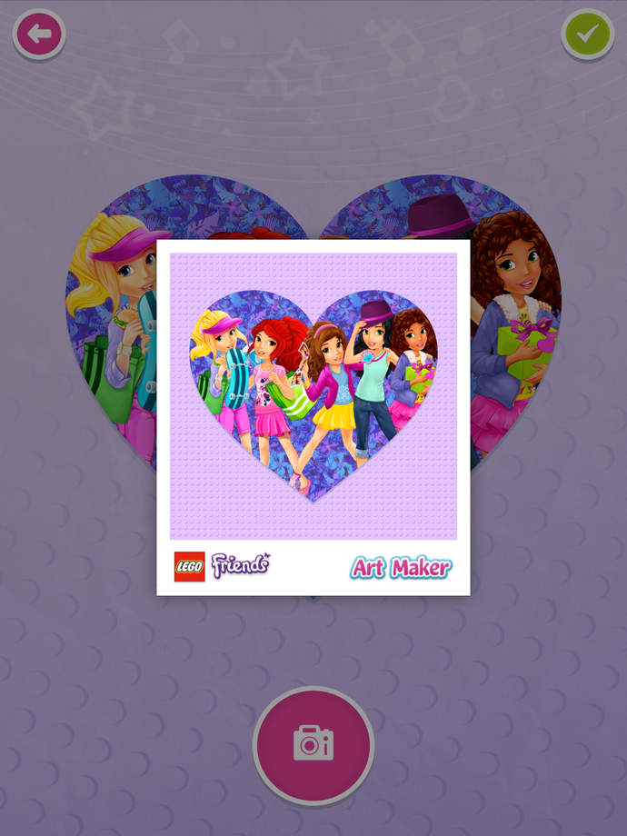 LEGO® Friends Art Maker - iOS Store Store Top Apps | App Annie