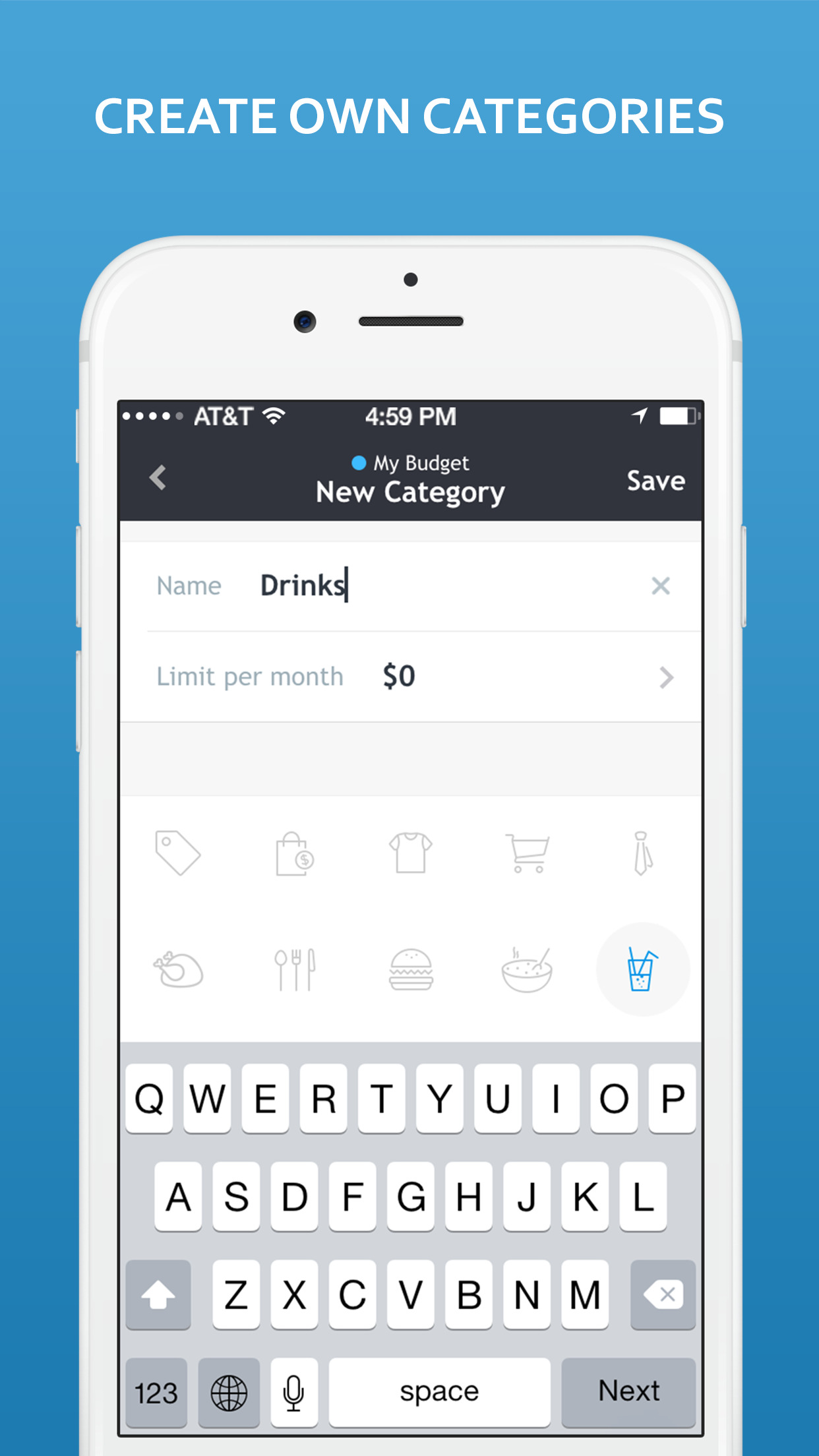 Sumptus – Money Saver and Daily Expense Tracker screenshot-4