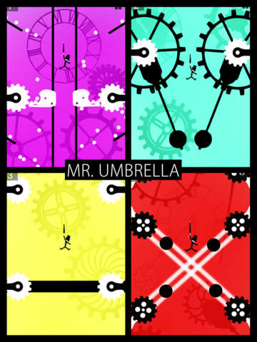 Mr. Umbrella Screenshot