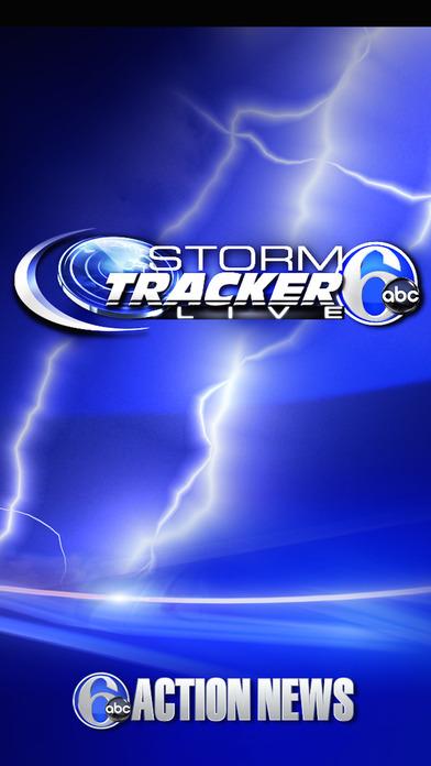 6abc StormTracker Screenshot
