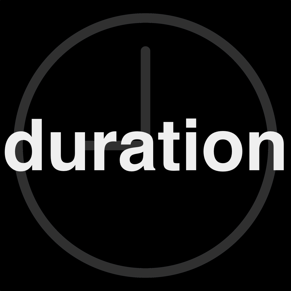 Date duration app