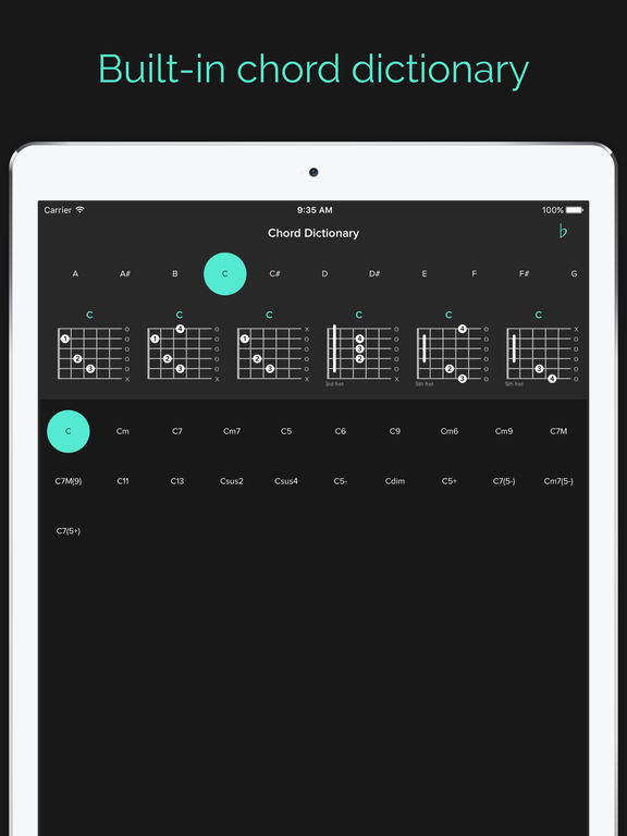Riffr - Guitar Tabs, Chords and Lessons - AppRecs