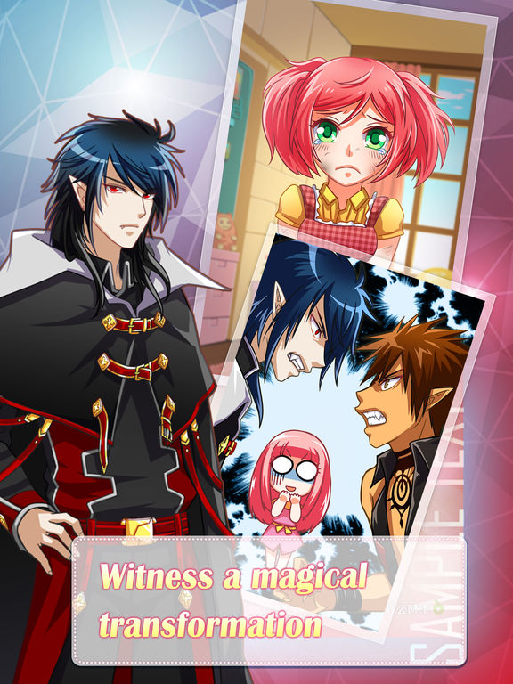 anime dating sim games for iphone