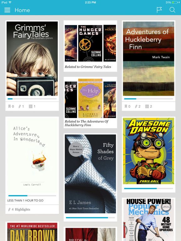The best iPad apps for eBook readers - appPicker