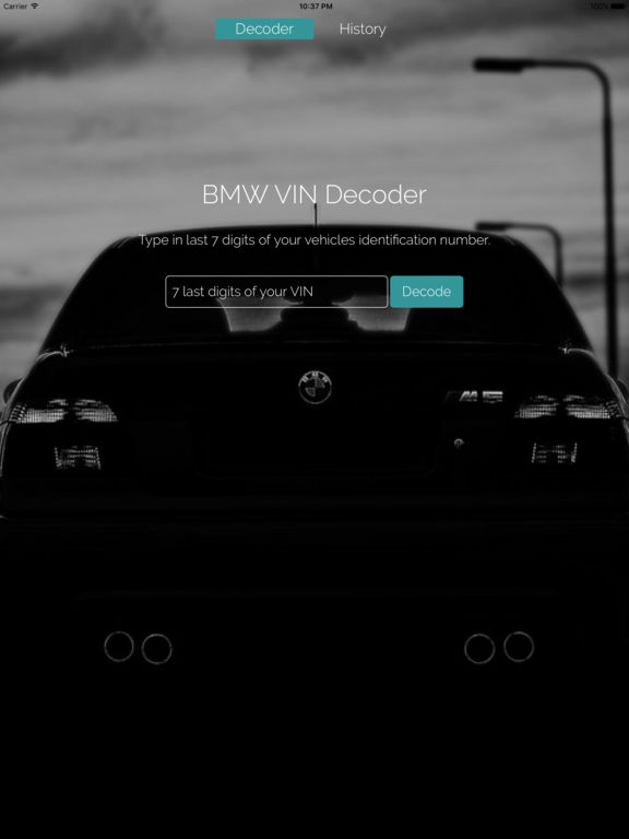 Bmw Vin Decoder Build Sheet - Best Image And Wallpaper In Kazuma Co